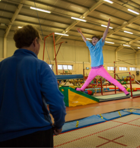 Inclusive Trampolining 7