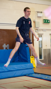 Inclusive trampolining 6