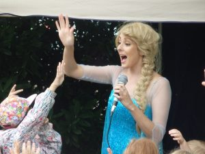 Elsa at our 2017 picnic