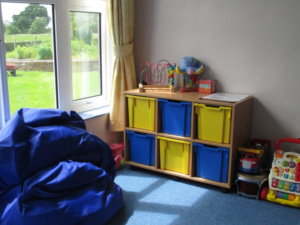 Image of our day room